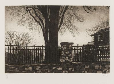 Peter Doig, 'Rosedale House', 1996