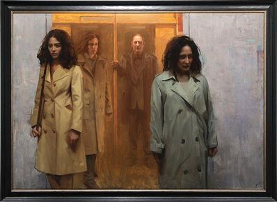 Nick Alm, 'Subway', 2020