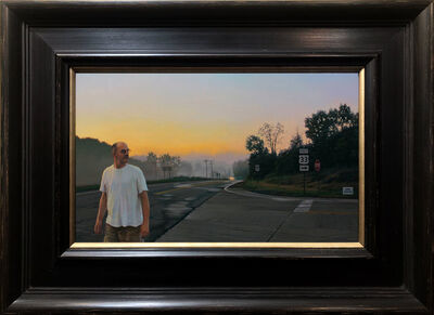 Matthew Cornell, 'The Traveler', 2019