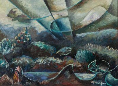 Antonio Marasco, 'Paesaggio futurista', 1949
