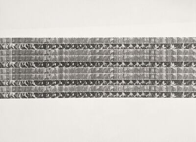 Ray K. Metzker, 'Venetian Blinds', 1966
