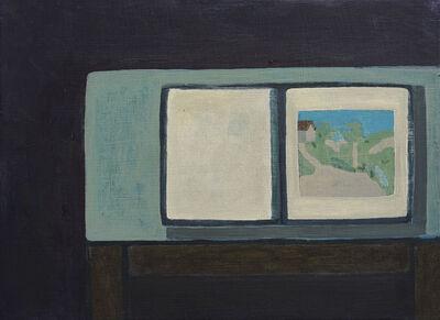 William Wright, 'Painter's Table III ', 2018