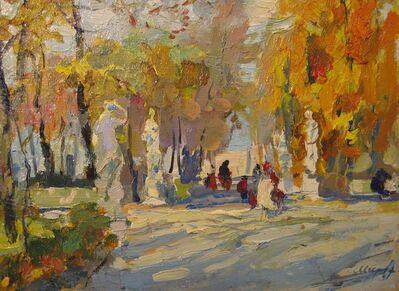 Leonid Yakovlevich Mironov, 'Promenade', 1971