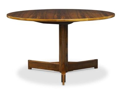 Robert Heritage, 'a 'Kimberley' rosewood breakfast table, for Archie Shine Ltd', c.1960s