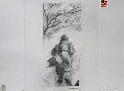 David Freed, 'The Postman in Winter 23220', n.d.