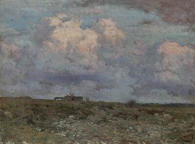 Charles Harold Davis, 'Clouds Gathering at Twilight', ca. 1902