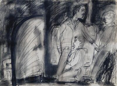 Jimmy Wright, 'Subway Tea Room', 1976