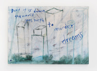 Lawrence Ferlinghetti, 'And it is Dawn (e. e. cummings Suite No. 2)', 2002