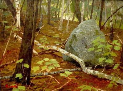 Henry Buerckholtz, 'Fallen Birch', 1218