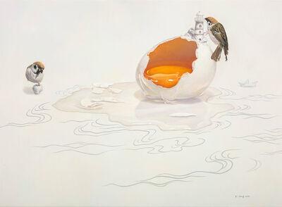 Huang Yi-Sheng, 'Gentle Existance', 2015