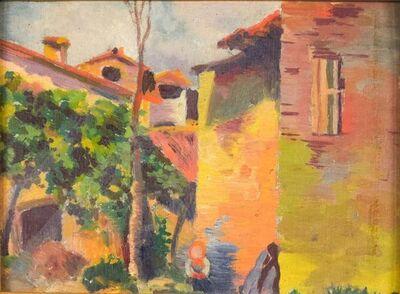 Unknown, 'Landscape', 1940s