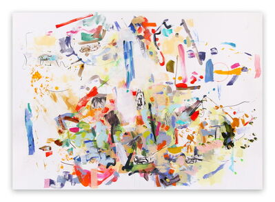 Gina Werfel, 'Fragment', 2016