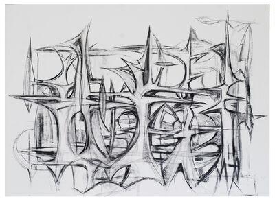 Hubert Phipps, 'Quantum Universe Drawing', 2016