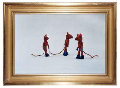 Ralf Peters, 'La place', 1995-2009