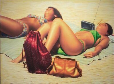 Hilo Chen, 'Beach 137', 1997
