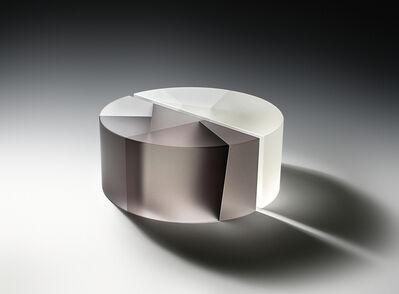 Jiyong Lee, 'Black & White Segmented Cylinder', 2015