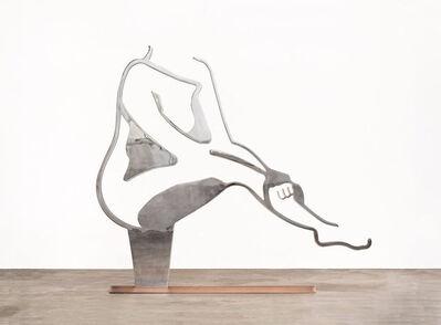 Alex Katz, 'Dancer 4 (Outline)', 2019