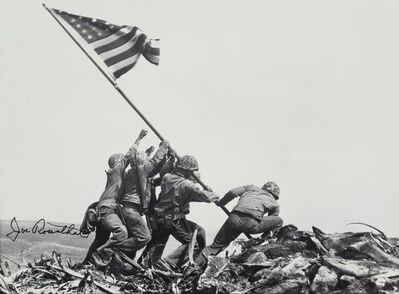 Joe Rosenthal, 'Raising the Flag on Mt. Suribachi, Iwo Jima'
