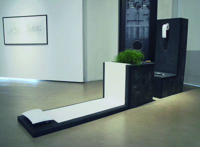 Vadim Zakharov, 'Universal Furniture for Archivarius', 2014