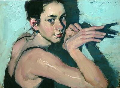 Malcolm T. Liepke, 'Hand Shadows', 2017