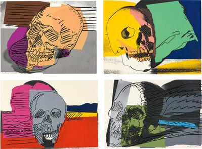 Andy Warhol, 'Skulls', 1976
