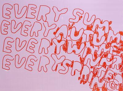 Stefan Marx, 'Every Season Drawing', 2020