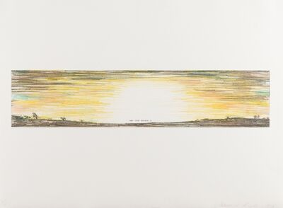 Ed Ruscha, 'Kay-Eye-Double-S (Walker Art Centre 103)', 1978