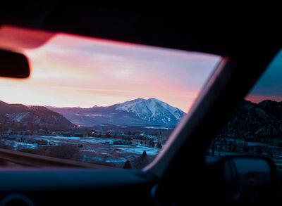 David Iya, 'Winter in Aspen', 2018