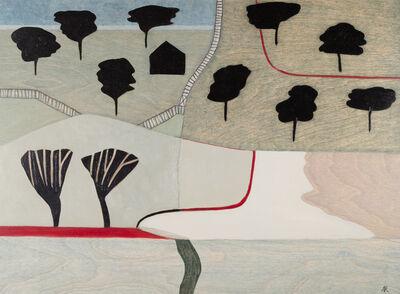Anne Rothenstein, 'Flood ', 2017