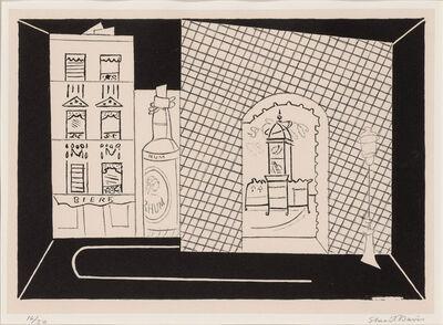 Stuart Davis, 'Arch No. 1 (C./M. 6)', 1929