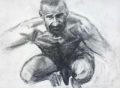 Saul Lyons, 'Crouch'