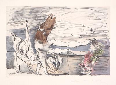 Pablo Picasso, 'Minotaure Aveugle Conduit par une Petite Fille, 1934', 1979-1982