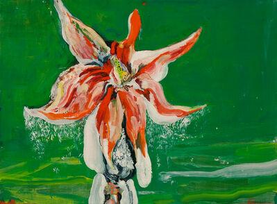 Santi Moix, 'Flowers', 2014