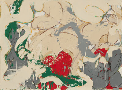 Norman Bluhm, 'Composition', 1975