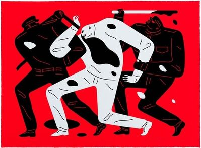 Cleon Peterson, 'The Disapeared', 2019