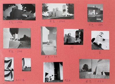 Lucien Hervé, 'Ronchamp 7', 1953/4
