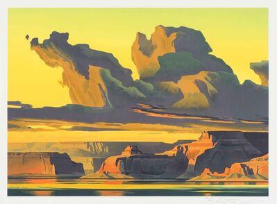 Ed Mell, 'Golden Light, Lake Powell', 1993