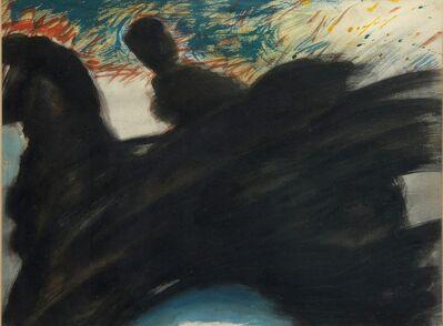 Hwang  Buh-Ching, 'Passerby', 1985