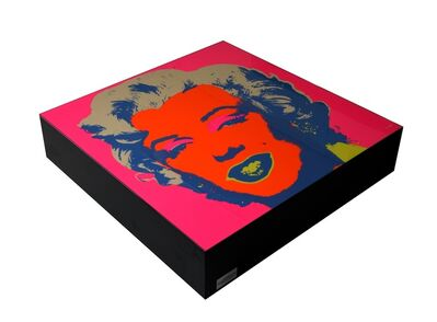 Andy Warhol, 'Marilyn Table', Late 20th Century