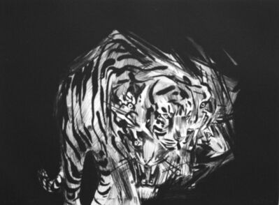 Erik Olson (b. 1982), 'Tiger', 2011