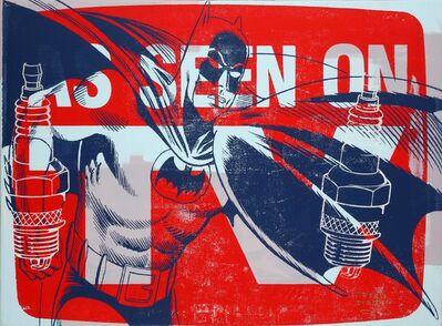 Peter Mars, 'Victorious: Batman', 2016