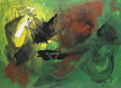 Gérard Schneider, 'Untitled', 1968