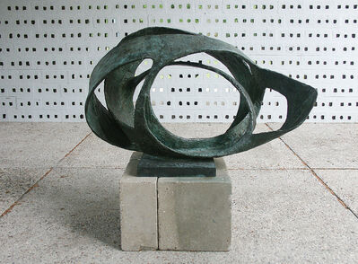 Barbara Hepworth, 'Oval Form (Trezion)', 1961-1963