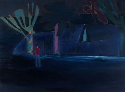 Tom Hammick, 'Meet me on the Corner of the Night', 2020