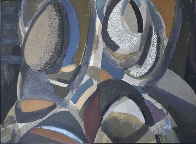 Alfréd Réth, 'Sans Titre', 1962