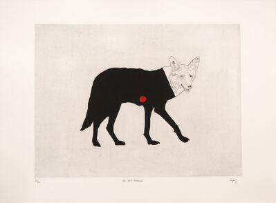 Marc Séguin, 'La bête amoureuse', 2019