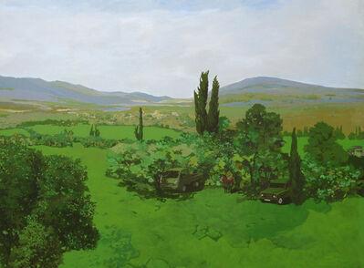 Ariel Cusnir, 'Symetric Parking', 2008