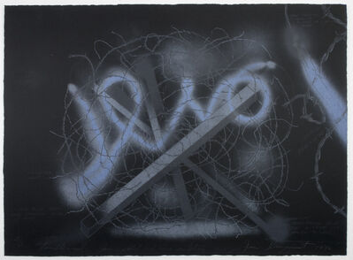 James Rosenquist, 'Tumbleweed', 1970