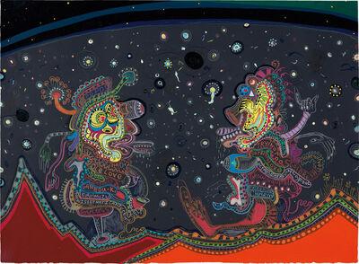Erik Parker, 'Excessive Charm', 2006