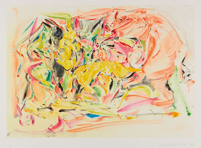 Cecily Brown, 'Untitled #6', 1999